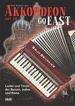 Ama Verlag Akkordeon Go East With Cd Sheet Music