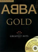 Wise Publications Abba Gold For Violin Sheet Music