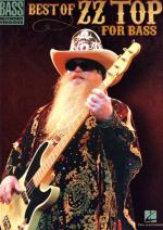 Hal Leonard Best Of Zz Top -bass Sheet Music