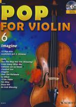 Schott Pop For Violin Vol.6 Sheet Music