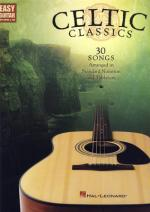 Hal Leonard Celtic Classics - Easy Guitar Sheet Music
