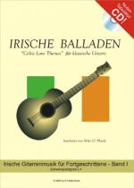 Ohardy Music Irische Balladen M.dvd 1 Sheet Music