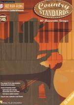 Hal Leonard Jazz Play Along Country Stand Sheet Music
