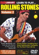 Lick Library: Learn To Play Rolling Stones - Volume 2 Sheet Music