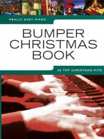 Really Easy Piano: Christmas Bumper Book Sheet Music