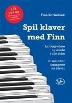 Finn Kornebæk: Spil klaver med Finn Sheet Music