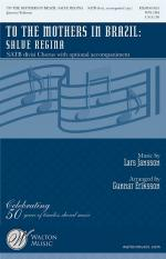 Lars Jansson: To The Mothers In Brazil: Salve Regina Sheet Music