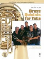 Pacific Coast Horns: Brass Quintets For Tuba - Volume 3 Sheet Music