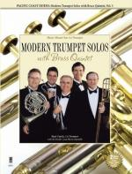 Pacific Coast Horns: Modern Trumpet Solos - Volume 3 Sheet Music