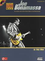 Joe Bonamassa: Legendary Licks Sheet Music