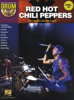Drum Play-Along Volume 31: Red Hot Chili Peppers Sheet Music