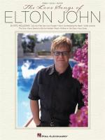 The Love Songs of Elton John (PVG) Sheet Music
