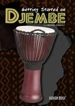 Michael Wimberly: Getting Started On Djembe (DVD) Sheet Music