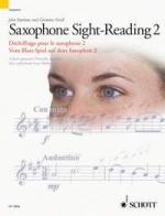 Graeme Vinall/John Kember: Saxophone Sight-Reading - Volume 2 Sheet Music