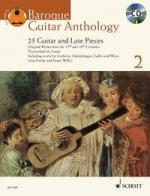 Baroque Guitar Anthology - Volume 2 Sheet Music