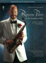 Romantic Pieces - Alto Saxophone/Piano Sheet Music