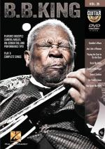 Guitar Play-Along DVD Volume 35: B.B. King Sheet Music