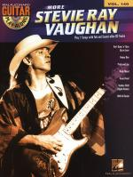 Guitar Play-Along Volume 140: More Stevie Ray Vaughan Sheet Music