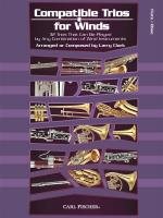 Larry Clark: Compatible Trios For Winds - Flute/Oboe Sheet Music