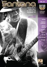 Guitar Play-Along DVD Volume 36: Santana Sheet Music