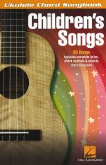 Ukulele Chord Songbook: Children's Songs Sheet Music