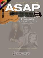 ASAP Classical Guitar Duets Sheet Music