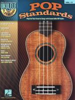 Ukulele Play-Along Volume 17: Pop Standards Sheet Music