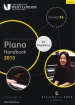 London College Of Music: Piano Handbook 2013 - Pre Preparatory Sheet Music