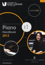London College Of Music: Piano Handbook 2013 - Step 1 Sheet Music