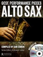 GCSE Performance Pieces - Alto Saxophone Sheet Music