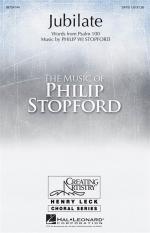 Philip Stopford: Jubilate Sheet Music