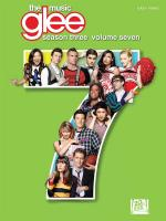 Glee: The Music - Season Three, Volume 7 (Easy Piano) Sheet Music