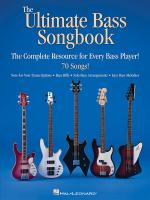 The Ultimate Bass Songbook Sheet Music