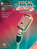 Jazz Play-Along Volume 129: Vocal Standards (High Voice) Sheet Music