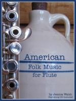 American Folk Music For Flute Sheet Music
