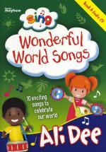 Ali Dee: Sing Wonderful World Songs Sheet Music