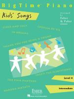BigTime Piano: Kids' Songs Sheet Music
