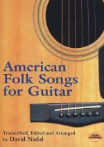 Hal Leonard American Folk Songs For Guitar Sheet Music