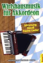 Musikverlag Geiger Wirtshausmusik F Sheet Music