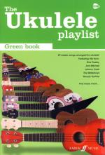 Faber Music The Ukulele Playlist Green Sheet Music