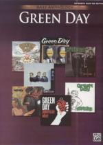 Alfred Music Publishing Green Day Bass Anthology Sheet Music