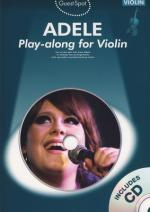 Wise Publications Guest Spot Adele Violin Sheet Music