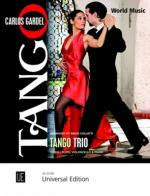 Universal Edition Tango Trio World Music Sheet Music
