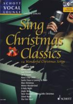 Schott Lounge Sing Christmas Classics Sheet Music