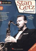 Hal Leonard Jazz Play Along: Stan Getz Sheet Music