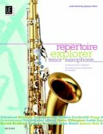 Universal Edition Repertoire Explorer T-sax Sheet Music