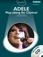Wise Publications Guest Spot Adele Clarinet Sheet Music