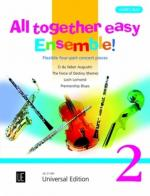 Universal Edition All Together - Easy Ensemble 2 Sheet Music