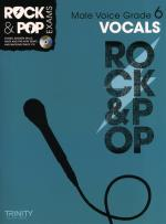 Trinity College London: Rock & Pop Low Voice - Grade 6 Sheet Music