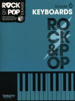 Trinity College London: Rock & Pop Keyboard - Grade 6 Sheet Music